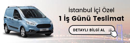 istanbul içi ücretsiz servis